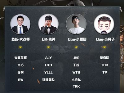北京移动5G超新星和平精英争霸赛冠军之战,谁与争锋!