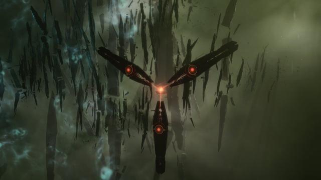 入侵战激战正酣 三神裔或将代表EVE新秩序?