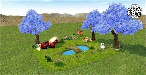《洛奇》共筑爱的家园 温馨的宠物小屋!