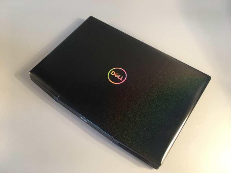 戴尔G5游戏本评测:RTX2060+浪漫RGB灯效 赋予玩家极致体验