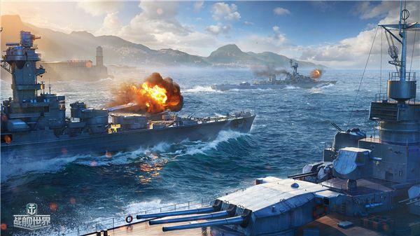 先锋测试即将上线《战舰世界》新玩法前瞻来袭
