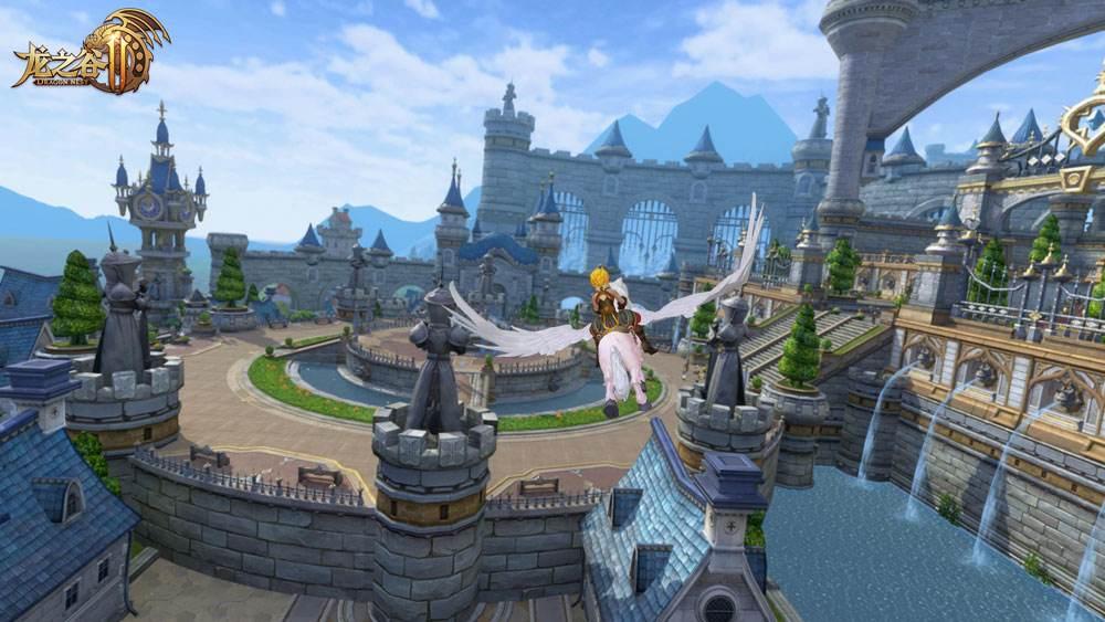 《龙之谷2》今日全平台上线 周深演唱游戏主题曲