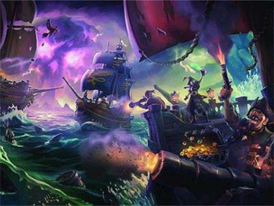 盗贼之海旗帜怎么购买?玩游戏首选Golink免费加速器