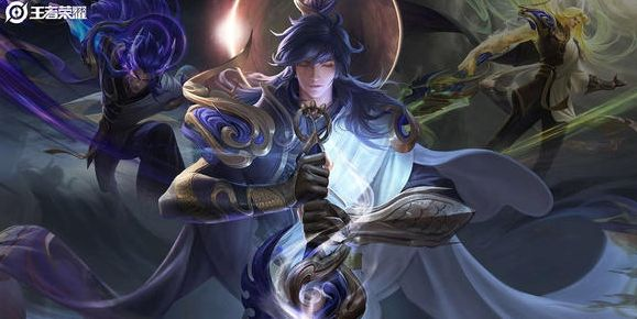 王者荣耀李信世冠皮肤与武则天典藏皮肤对比