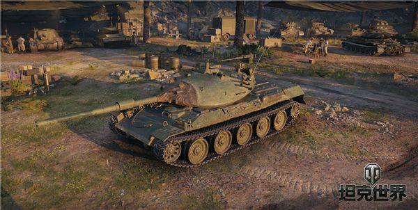 中坦新曙光《坦克世界》豹1和斯塔卜1性能调整实装
