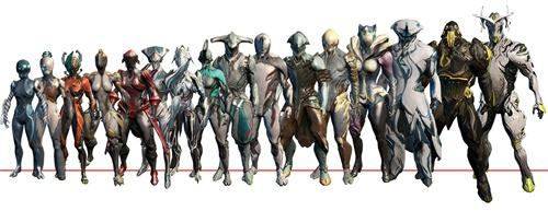 《星际战甲》:探索科幻宇宙的无尽可能性