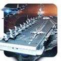 现代海战使命服