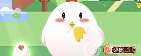 蟹棒的主要原材料是什么 支付宝7月23日小鸡答题答案分享
