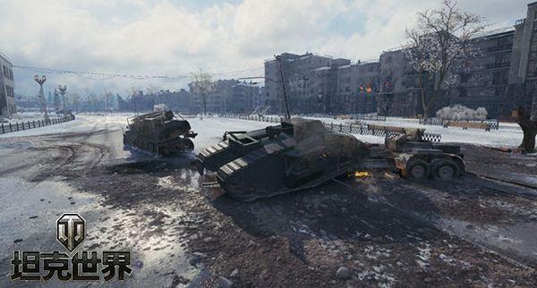 《坦克世界》国服开启不删档 荣耀之城重制解析