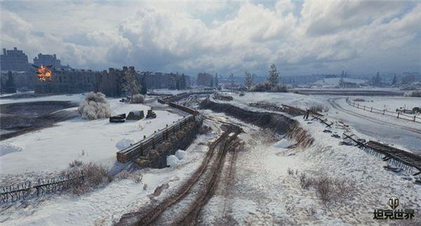 进击军事荣耀之城《坦克世界》探索新哈尔科夫