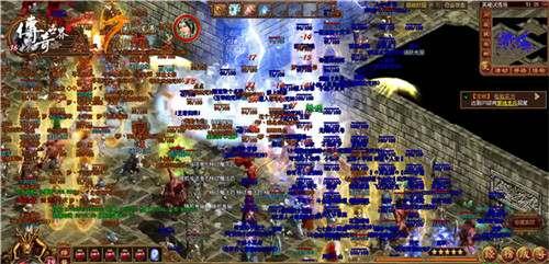 《传奇世界时长版》今日公测 17周年庆典启动
