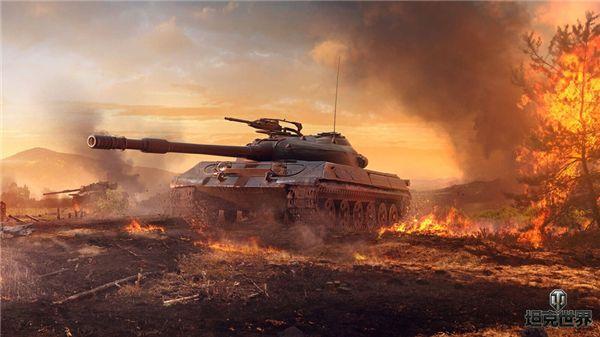 CJ欢畅对线《坦克世界》&《战舰世界》全新比赛日即将来袭!