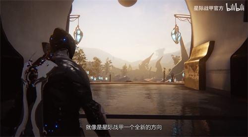 星际战甲官方号再度活跃 预告揭示神秘好礼