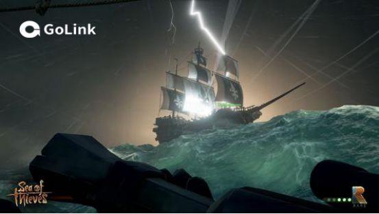 盗贼之海淘金任务怎么完成?GoLink加速器助你海上冒险