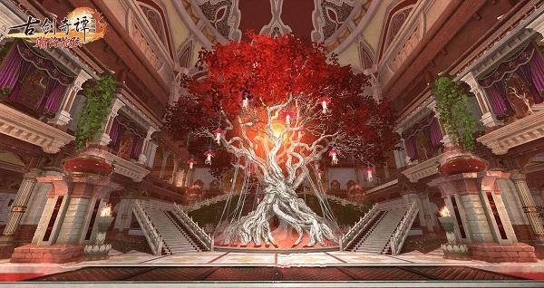 华美酒庄之下暗藏杀机,《古剑奇谭网络版》全新秘境开启!
