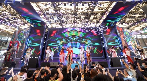 中國聯通跨界引領數字娛樂新風潮 多款5G產品亮相ChinaJoy