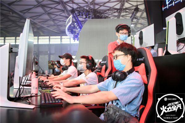 ChinaJoy首日精彩碰撞《坦克世界》展台高能互动不断