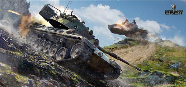 无死角体验战场魅力!外星人电脑带你CJ现场体验《坦克世界》