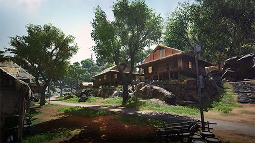 《生死狙击2》引爆CJ 新玩法测试节点曝光