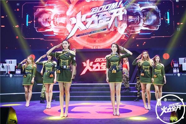 火辣Showgirl齊聚引玩家追捧《坦克世界》展臺高顏值瞬間回顧