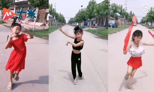 7岁女孩左脚变形坚持跳舞 坚强乐观太励志