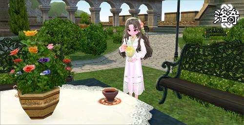 《洛奇》怦然心动 秘密花园服饰浪漫登场!