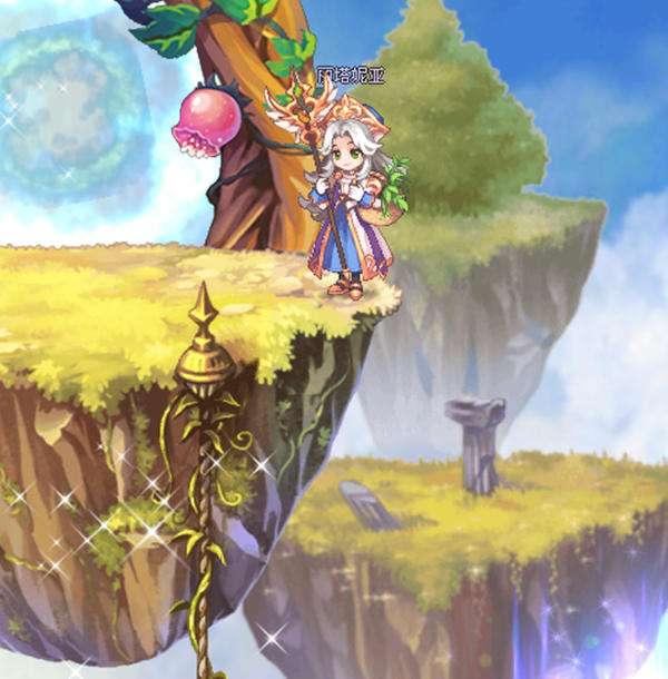 偶像宝石星心动降临,《彩虹岛》副职业系统全新改版