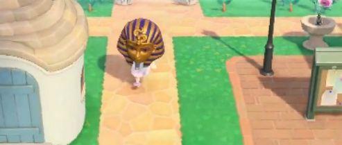 動物之森埃及法老面具怎么獲得 圖坦卡蒙面具獲取方法
