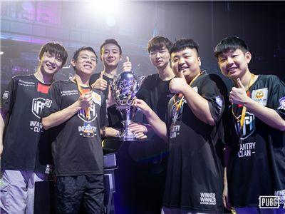 2020PCL夏季賽圓滿落幕,iFTY戰隊勇奪聯賽冠軍