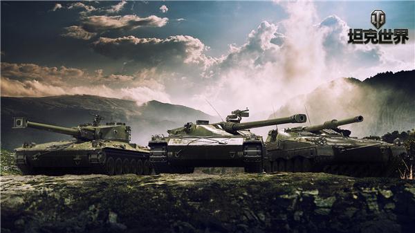 鐵血冬兵強勢歸來《坦克世界》V系中坦出戰