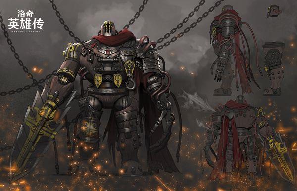 失樂園的尖兵 《洛奇英雄傳》拉格納8.18全力出擊