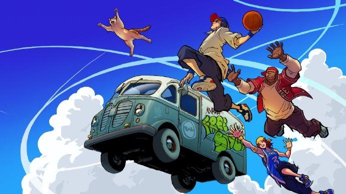 Freestyle回忆录  盘点《街头篮球》大神趣事