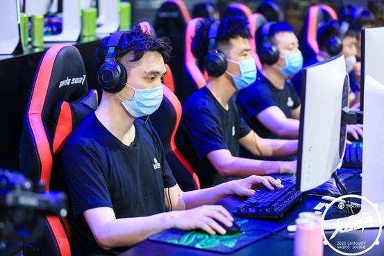 2020ChinaJoy360游戏携手安德斯特电竞椅嗨翻全场