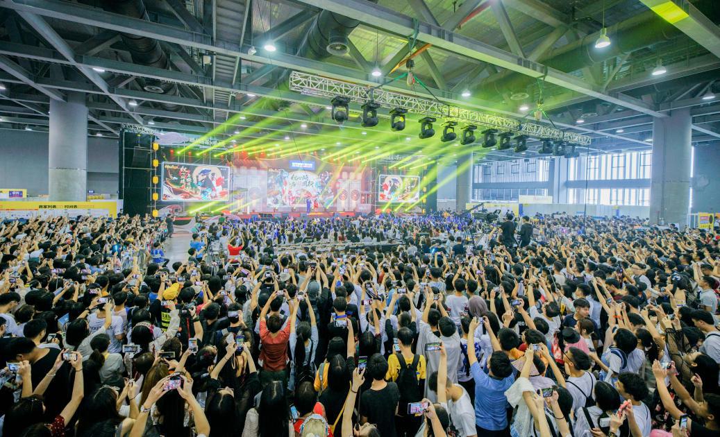 夏日盛典!廣州第24屆酷狗蘑菇×螢火蟲動漫音樂嘉年華開幕!