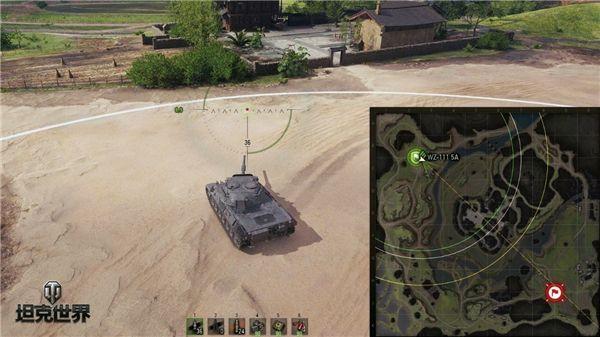 全球同步公测今日启程!《坦克世界》新1.10版本精彩邂逅