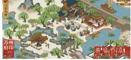 江南百景图天妃宫布局推荐 天妃宫放在哪里比较好