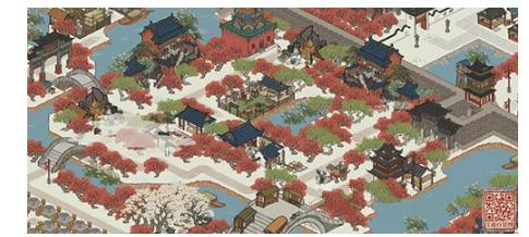 江南百景图红枫放在哪比较好 红枫布局推荐
