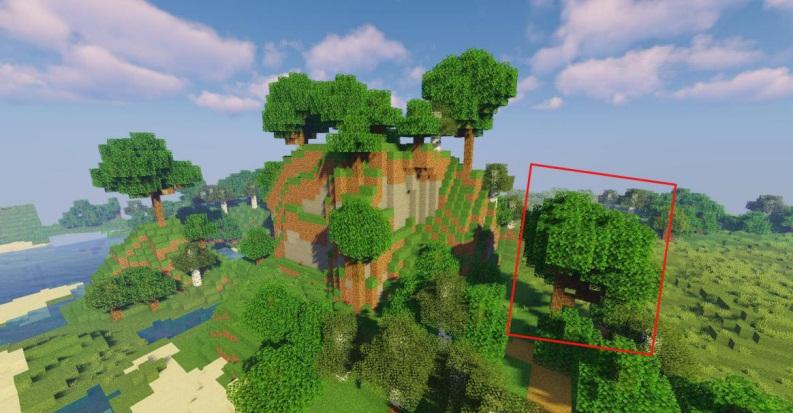 建造温馨的小山洞,《我的世界》建筑教学