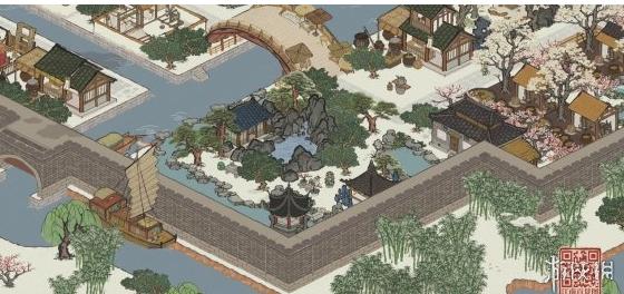 江南百景图人工湖放在哪比较好 人工湖布局推荐
