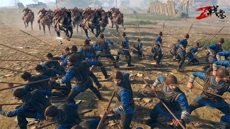 """古代战争游戏也有""""历史石碑""""?来争夺埋藏在《战意》的大财宝!"""