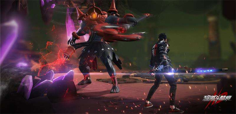 《超激斗梦境》终极测试在即,今日17点开预下载!