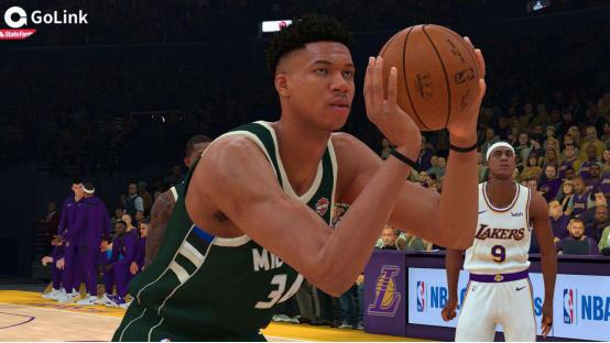 NBA2K21投篮太难怎么办?Golink免费加速器分享投篮小技巧