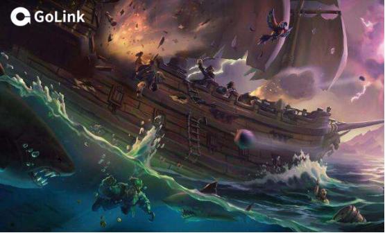 盗贼之海苍白之主怎么打?Golink免费加速器助力玩家畅快游戏