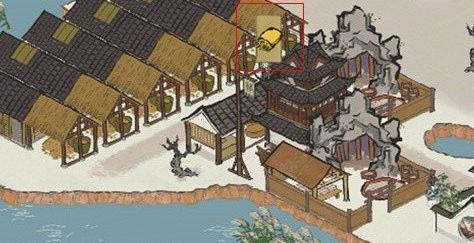 江南百景图苏州驿站怎么找 苏州驿站具体位置介绍