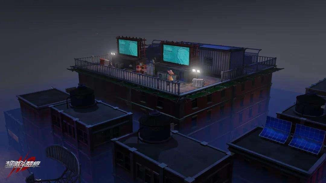 《超激斗梦境》终极测试进行中,海量地图更新