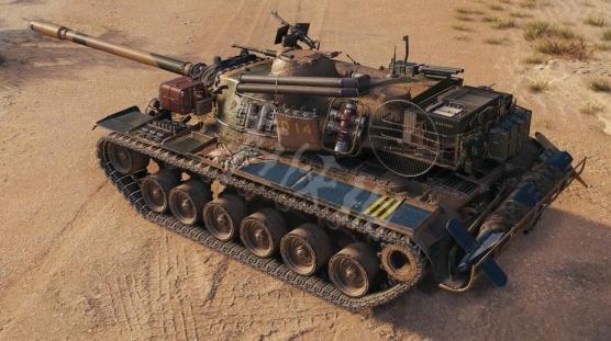 坦克世界T110E5機動性如何 T110E5數據介紹