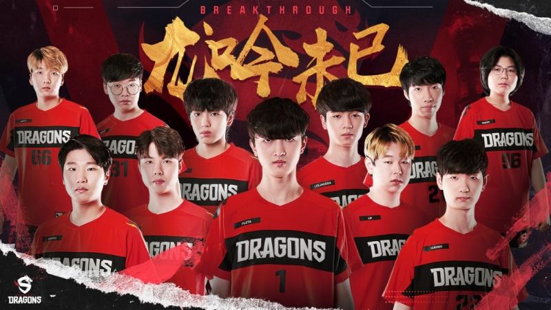 再破猛虎亚洲称王 上海龙之队将以一号种子身份出征守望先锋联赛总决赛