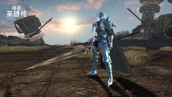 剑矛!冲锋!《洛奇英雄传》新角色铠尔技能曝光