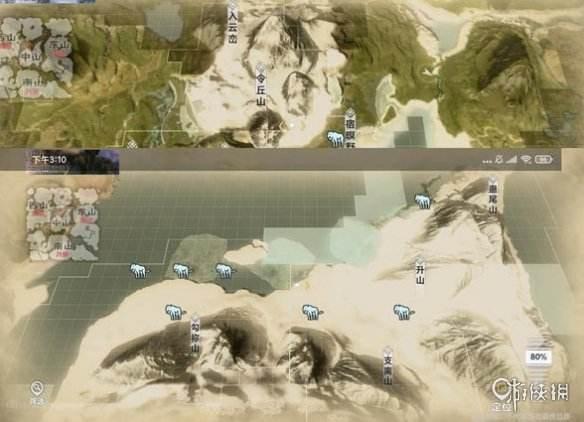 妄想山海孟极地图位置 孟极去哪里找