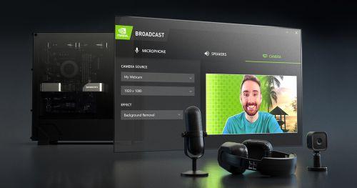 轻松打造专业家庭直播间,NVIDIA Broadcast究竟有多强?